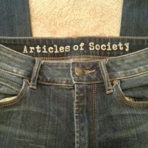Article of Society jeans